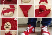 sukat ja tossut