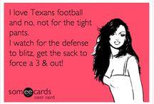 Texans Love ❤️ / by Leia Salinas-Berg