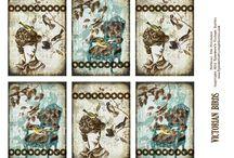 Downloadable Steampunk Prints Free