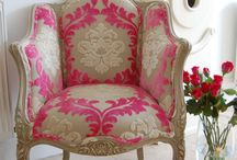 FRench Furniture / by Elle BLUE ROSE ( Elle Zacharias)