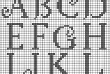 Hama alfabet