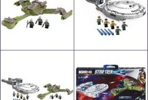 KRE-O Star Trek Klingon Starfleet Attack Review