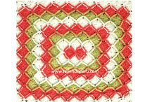 modele paturele crosetate / crochet blankets patterns