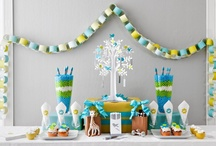 Baby shower Ideas for my friends / by Janet Cooper