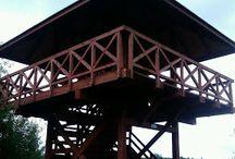 platformy/wieże widokowe