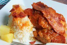 Hawaiian Foods
