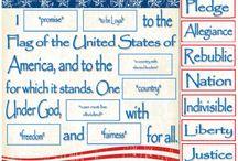Pledge & Flag