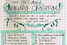 Challenges and helpful stuff!~