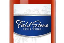 Field Stone Fruit Wines / 5 delicious fruit wines and 5 scrumptious dessert wines!