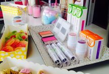 Beauty & more / Beauty party ideas, favourite products, fun afternoon with girl friends. Tips, hits and miss.