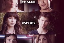 pretty little liars /  I'm still here bitches. And I know everything. -A