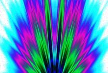 Retro Funky Colours