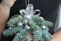 Jule dekorative mm