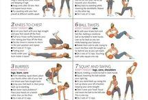 träning/hälsa