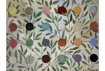leafy / by Eliza Jane Curtis | Morris & Essex