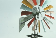 Rustic Windmill Beauty