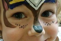 DIY : Maquillage enfant (Carnavals, Fêtes, etc.)