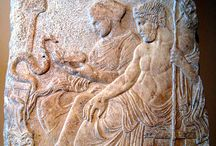 Antique Relief Sculpture