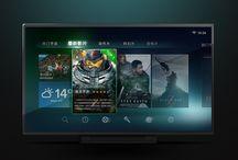 Smart TV UI/UX