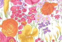 dear Stella fabrics - Jules & Coco fabric / Jules & Coco