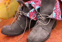 Footwear / by Christina Masureik