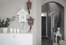 Hallway / by Anna