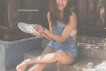 Stephanie Hwang ( Tiffany )