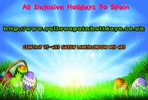 all inclusive holidays to spain