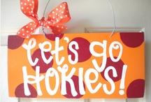 H-O-K-I-E-S, Hokies: / by Emily Preisendanz