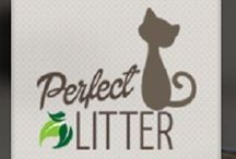 world's best cat litter / The First 100% Natural Cat Litter that is Ultra Light, Odor Controlling, Dust Free, 4x more absorbent than clay litter and 24/7 Cat health monitoring. Try it free for 1 month.