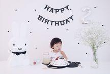 2歳 誕生日