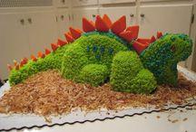Dinosaur Party / Matthew's 5th Birthday