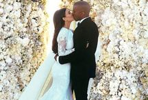 Celebrity Wedding Pinspiration / Some of our favourite celebrity weddings this year so far…