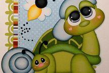 aawwww turtles