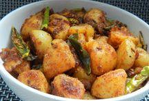 Vegetarian side dishes / Easy Vegetarian side disheideas