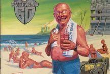 '80-'90 s Metal Album Covers / '80-'90 s Metal Album Covers