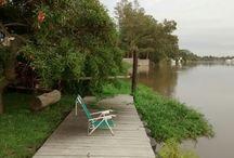 Río Bonito / Casa quinta sobre Río Coronda