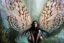 Fairies  / by Shannon Welch