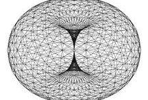 sacred geometry/fibanocci  sequence
