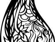 Stencils / Paisley