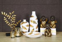 Glamour / Show off your home decor with our Glamour collection - exquisite designs and a shimmering colour palette make up this range.