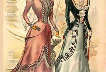 Fashion 1870 - 1890