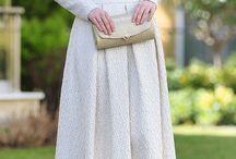 Suhneva Abiye Elbise / tesettür , tesettür giyim, tesettür elbise, tesettür abiye elbise