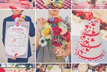 Weddings-reception / by April Stegeman