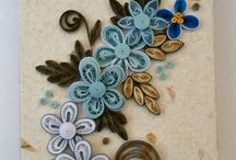 Book Cover Quilling