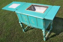furniture redo / by Melissa Howington