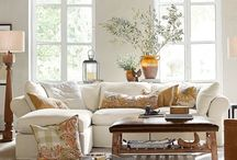 Design Trend: Relaxed Rustic / Capture Provençal warmth with weathered woods, contrasting tones and natural materials.