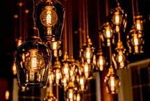 Great Northern Hotel / Bespoke handmade glass lighting by Rothschild & Bickers for the Great Northern Hotel in London