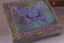 Box crafts and more / by Jan Hood