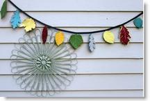 Fall crafts / by Naomi Ovando